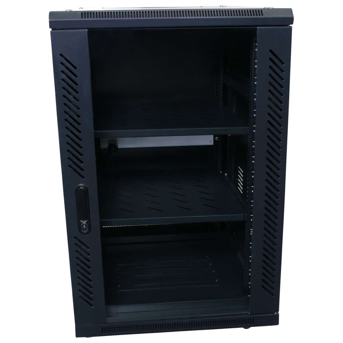 18RU 800mm Deep X 600mm Wide Rack Cabinet