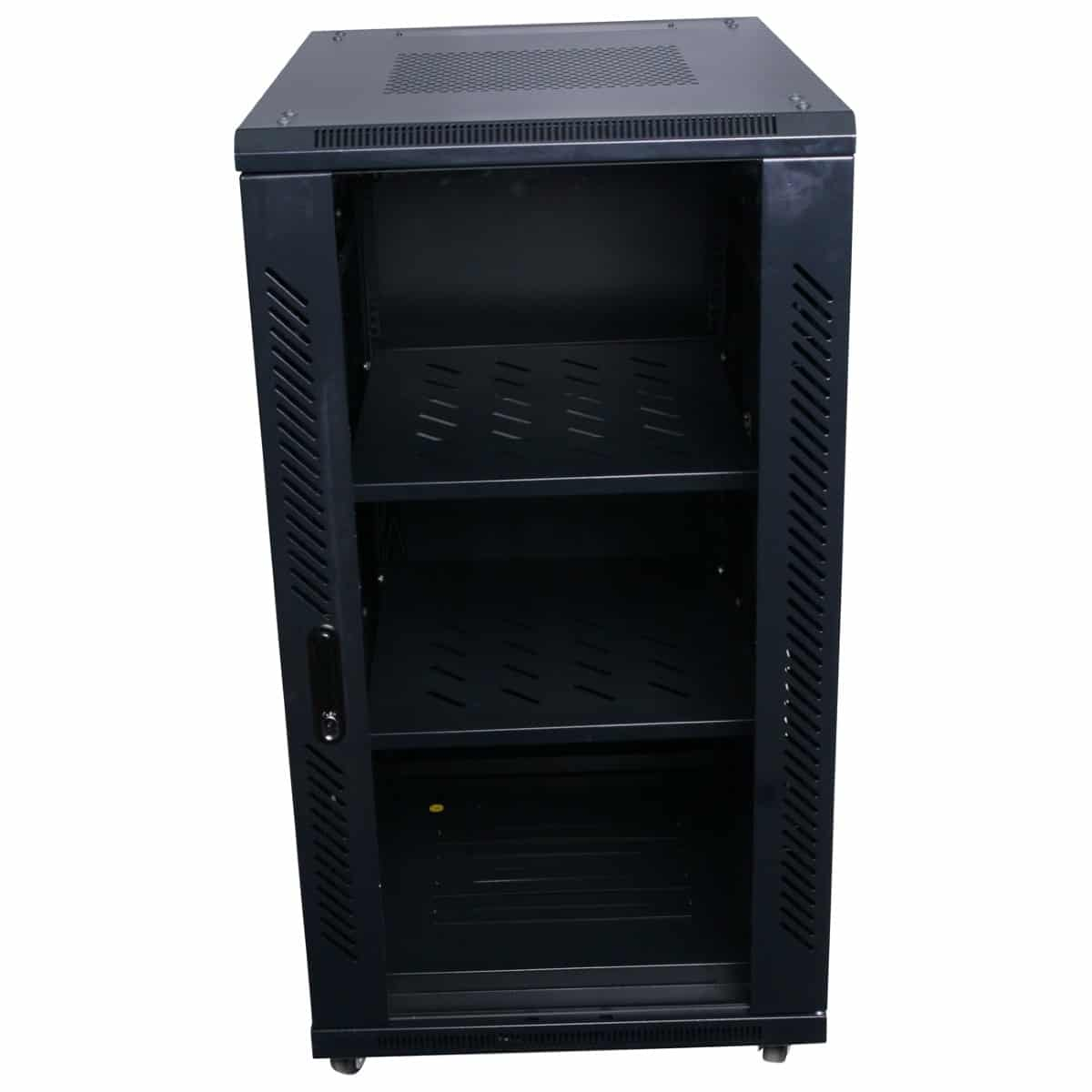 22RU 800mm Deep X 600mm Wide Rack Cabinet