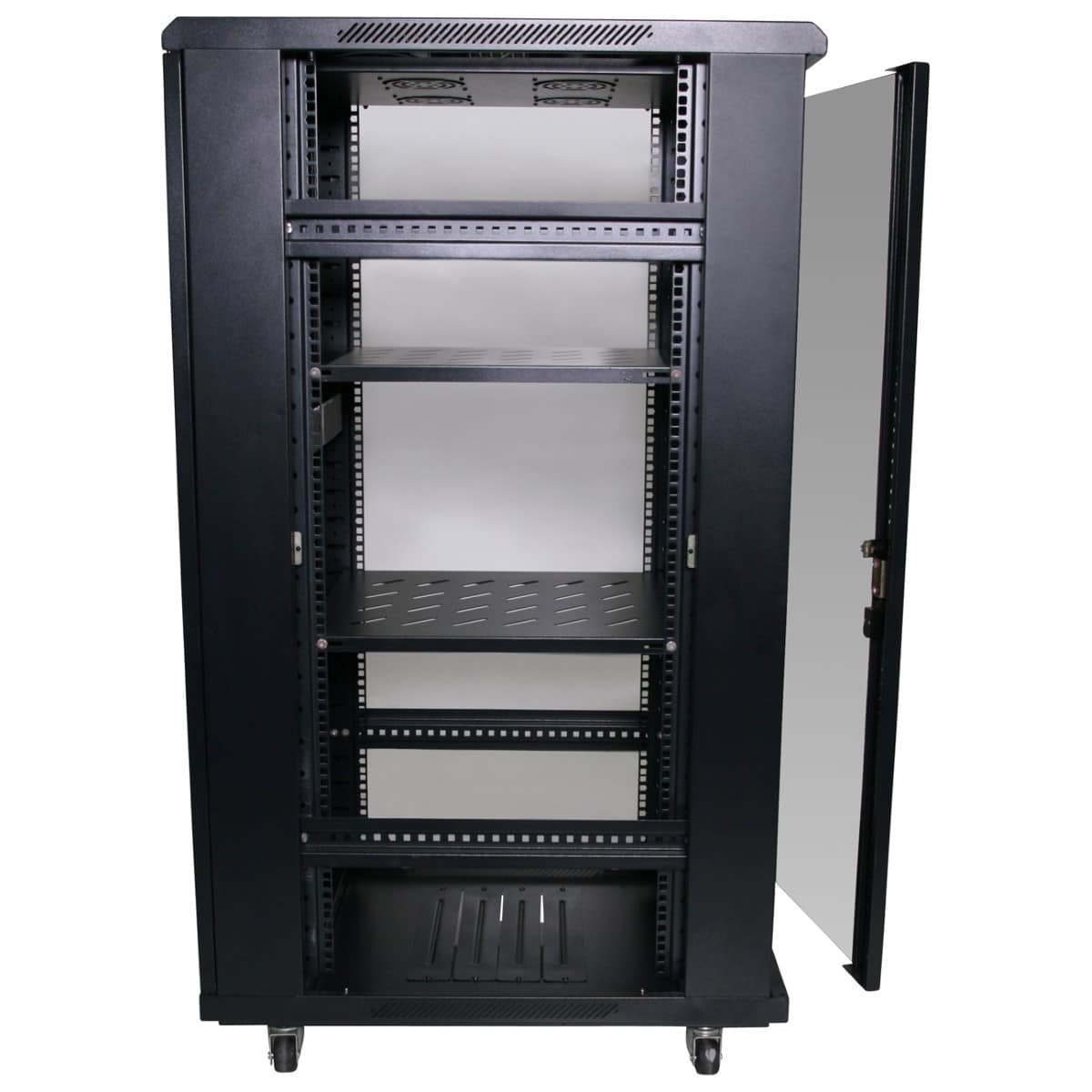 27ru 800mm Deep X 600mm Wide Rack Cabinet Hcc