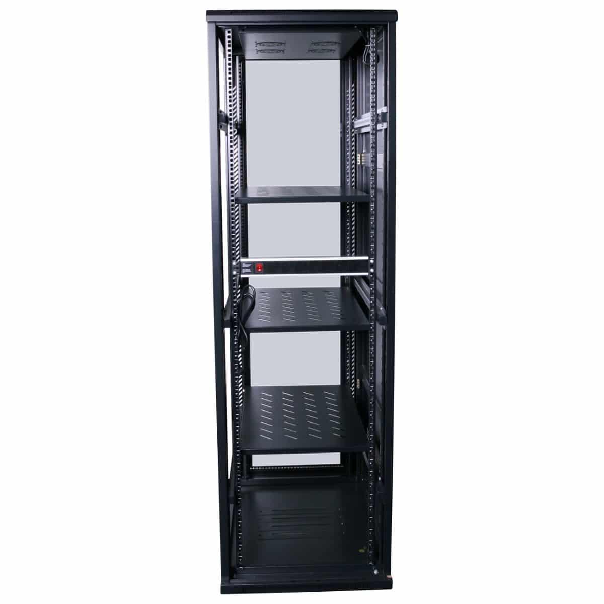 42ru 1000mm Deep X 600mm Wide Rack Cabinet Hcc