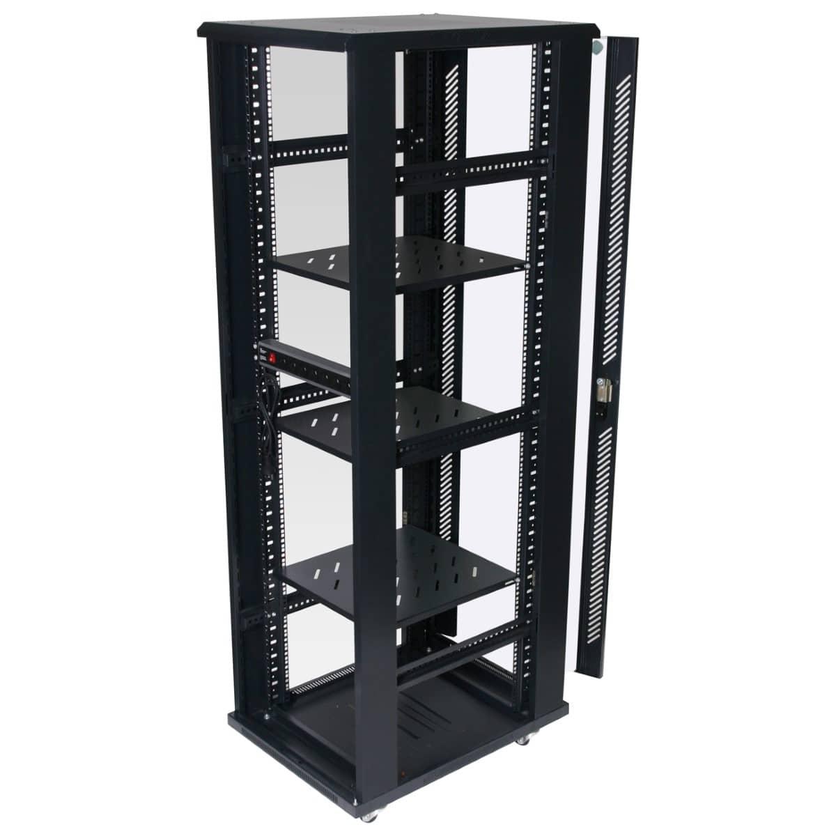 42ru 600mm deep x 600mm wide rack cabinet hcc for 100 floors floor 42