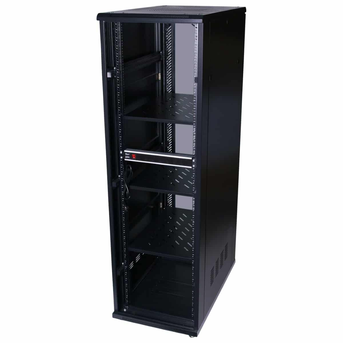 42ru 800mm deep x 600mm wide rack cabinet hcc for 100 floors floor 42