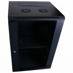 15RU 550mm Deep Wall Mount Cabinet