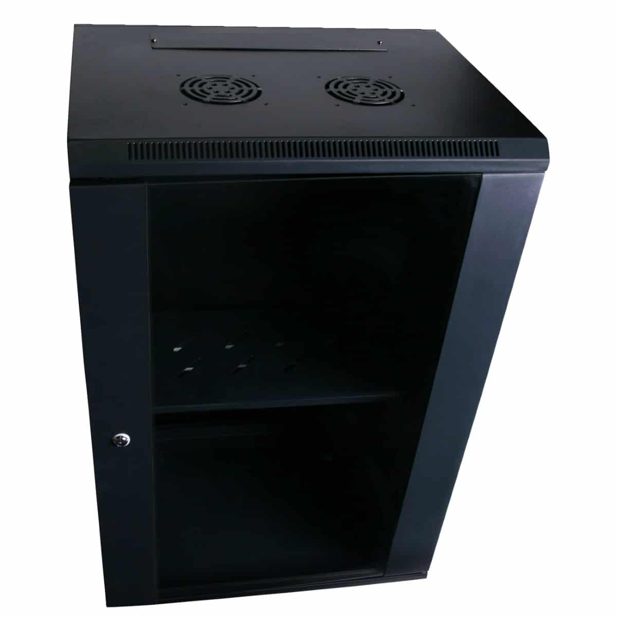 18RU 450mm Deep Wall Mount Cabinet