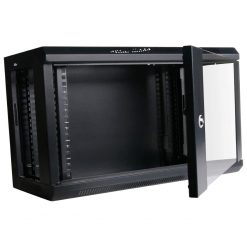 6RU 300mm Deep Wall Mount Cabinet