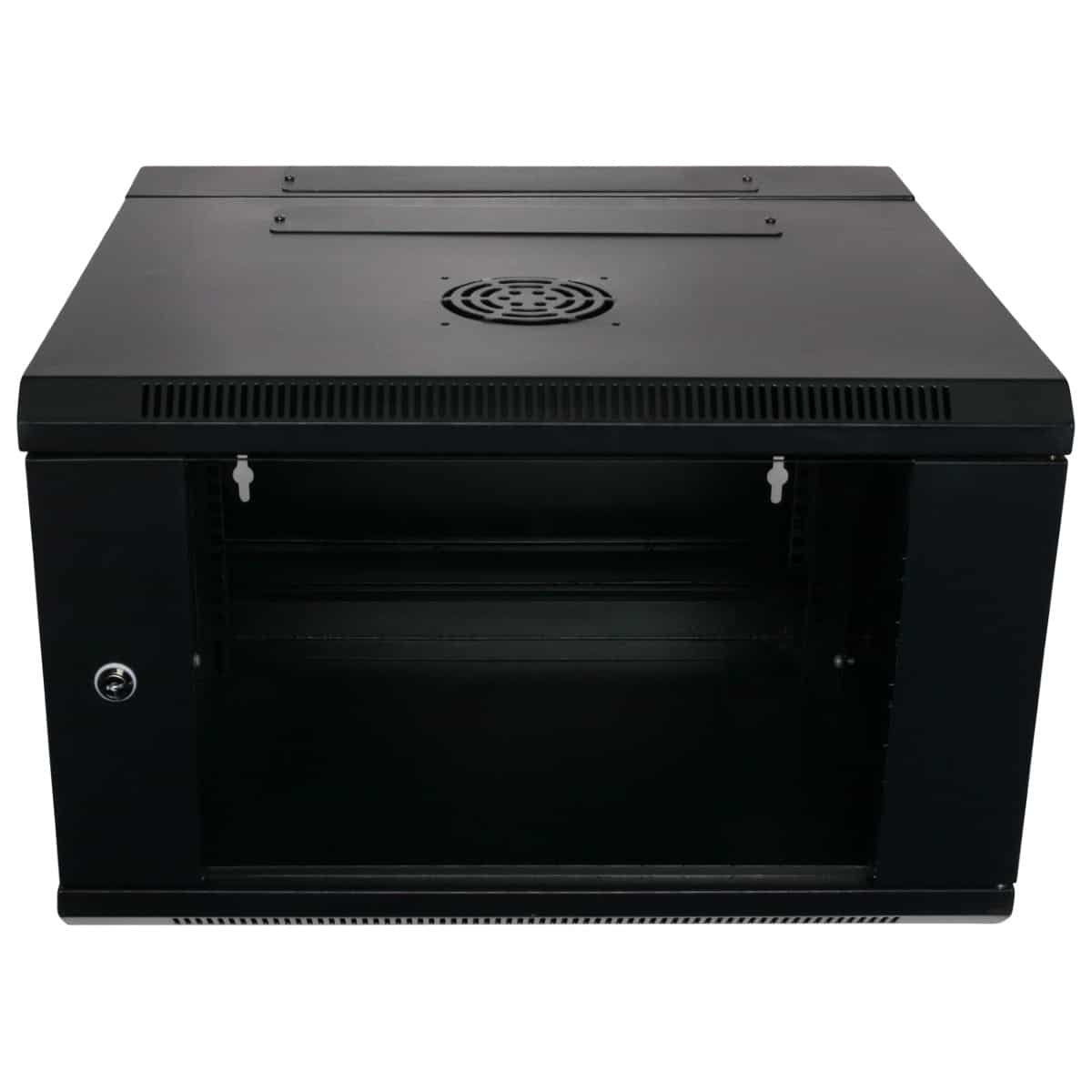 6RU 550mm Deep Wall Mount Cabinet