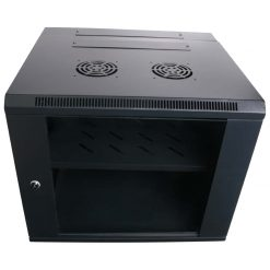 9RU 550mm Deep Wall Mount Cabinet