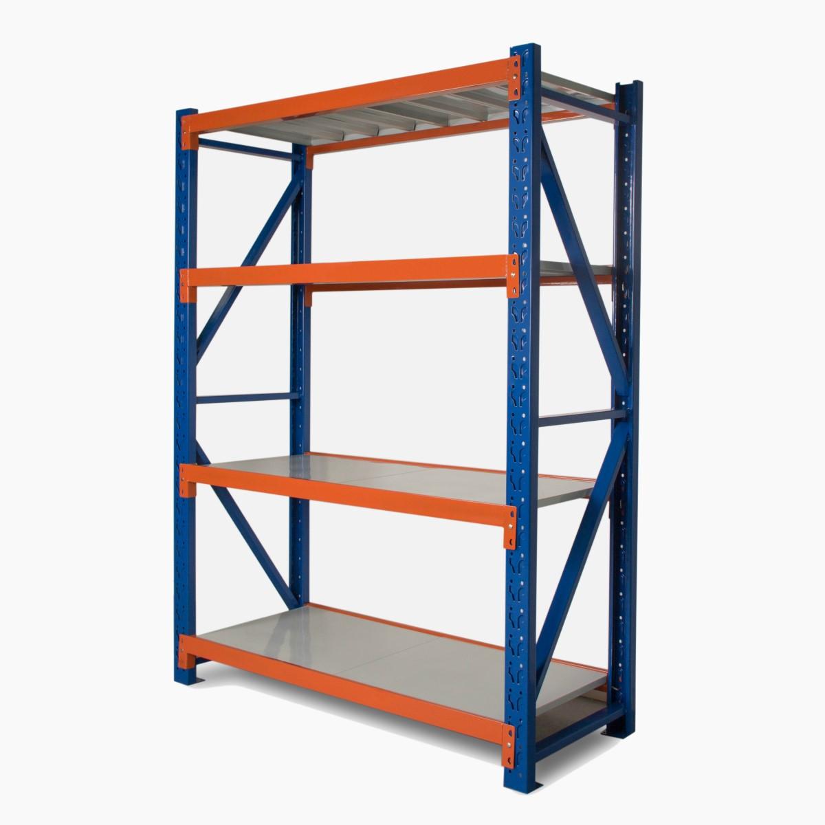 Heavy Duty Storage Shelving 2000h X 1500w X 600d Hcc