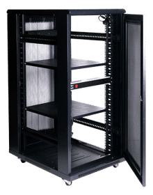 High Class Communications Home Page Server Rack Cabinet image1